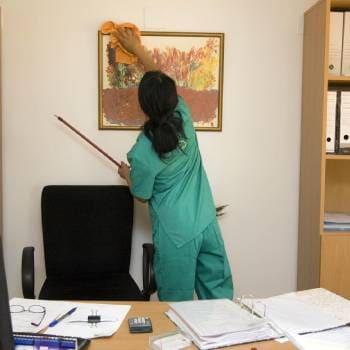 Realizacje: Usługi sprzątające